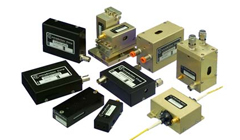 Acousto Optic Frequency Shifters (AOFS)