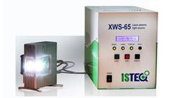 Laser pumped Xenon Light Source