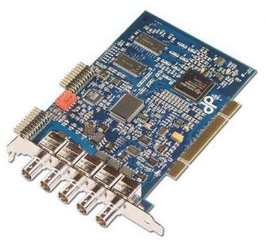 dPict Aexeon Quattro 64MB PCI Express BNC 10022-001