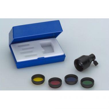 SCHOTT Focusing Lenses and Filter Set 158 200 (562440059)