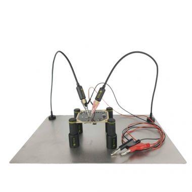Sensepeek 4012 PCBite kit with 2x SP10 probes for DMM