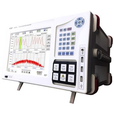 APEX AP207x High Resolution & Speed Optical Spectrum Analysers