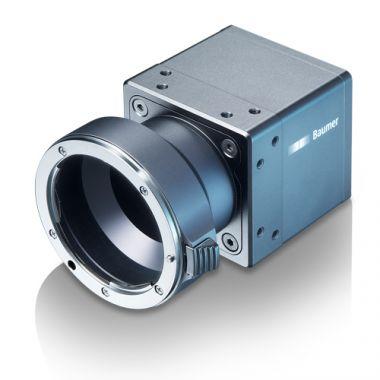 Baumer Dual GigE CMOS 2.2 MP Fast Mono/NIR Enhanced Camera HXG20NIR