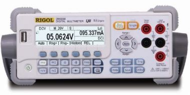 Rigol DM3058 5½ Digit Digital Multimeter