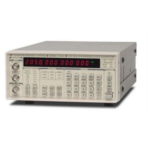 SRS CG635 Synthesised Clock Generator