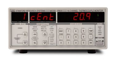 SRS SR630 16 Channel Thermocouple Monitor