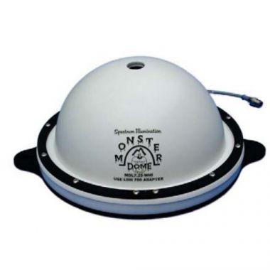 Monster Light High Brightness LED Cyan Dome Lights - MDL7.25-505