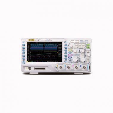 Rigol DS1074Z-S PLUS 70 MHz 1 GSa/S 4-Channel Digital Oscilloscope MSO Ready + 2 Channel 25 MHz Waveform Generator