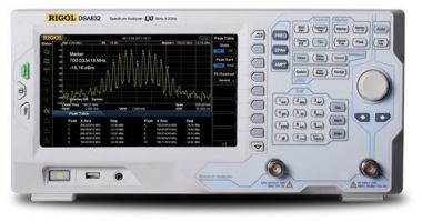 Rigol DSA832 9kHz-3.2GHz Spectrum Analyser