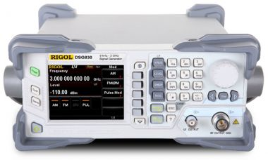 Rigol DSG815 - 1.5GHz RF Signal Generator