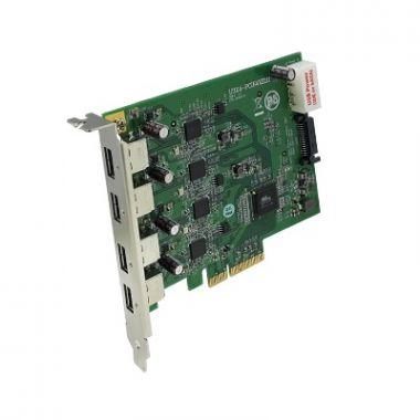 Ximea 4x PCI express adapter for xiC Cameras