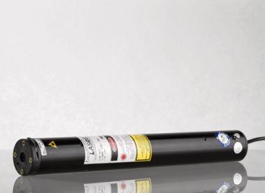 LASOS LGK 7665-18 He-Ne Laser Module