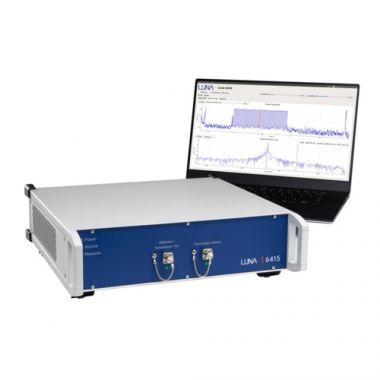 LUNA 6415 Reflectometer/Lightwave Analyser – Production Test
