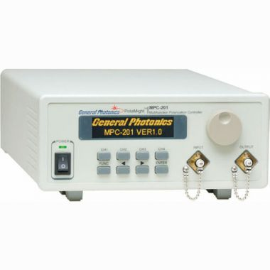 General Photonics MPC-201 – Multifunction Polarisation Controller