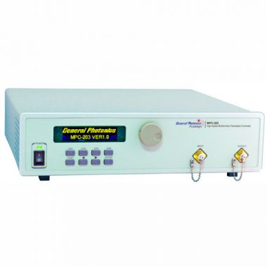 General Photonics MPC-203 – High Speed Multifunction Polarisation Controller