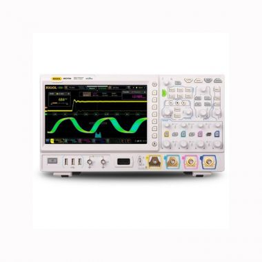 Rigol DS7054 500MHz BW, 4 Analogue Channel, 10GSa/s with Opt. PLA2216 and dual channel 25MHz ARB activated with Application Bundle option