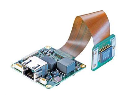 Baumer GigE Board Level Camera MXG12