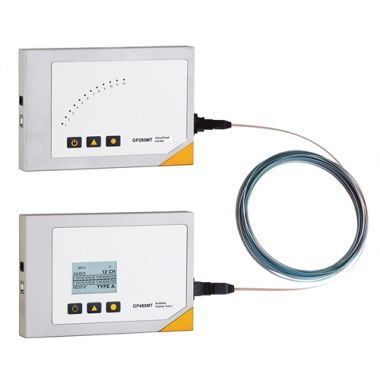 OptoTest OP480-OP280 MTP/MPO and Ribbon Fibre Polarity Test System