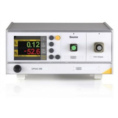 OptoTest OP940 Insertion Loss and Return Loss Meter