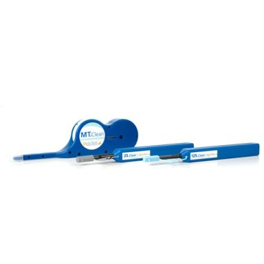 OptoTest Connector Cleaning Tools - 25.Clean and 125.Clean