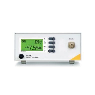 OptoTest OP735 Benchtop Optical Power Meter
