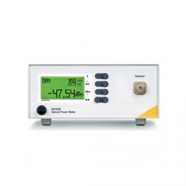 OptoTest OP735 Benchtop Optical Power Meter