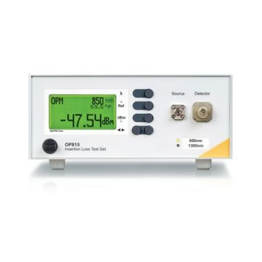 OptoTest OP815 Insertion Loss Meter