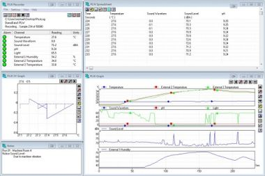 Pico Technology PicoLog Data Acquisition Software