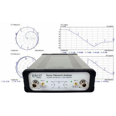 Pico Technology PicoVNA 106 6GHz Vector Network Analyser