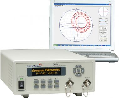 General Photonics PSY-201 – Polarisation Synthesizer/Analyser