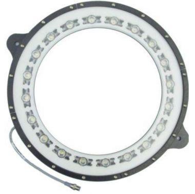 Monster Light High Brightness LED Amber Ring Lights - MRL13.5-590