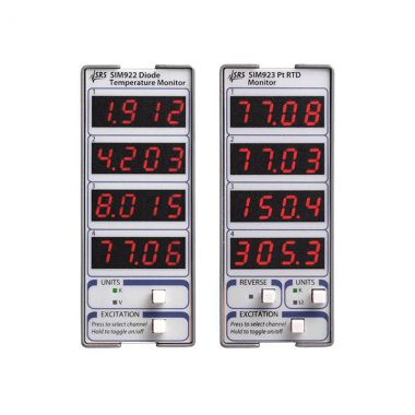 SRS SIM922 Diode Temperature Monitors