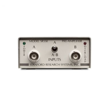 SRS SR550 FET Input Preamplifier