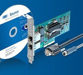 Baumer Heat Sink Kit for GigE MXG Camera Series
