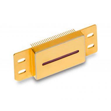 UTC Sensors Unlimited Extended Wavelength InGaAs Linear LC Series Photodiode Arrays