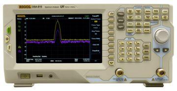 Rigol DSA815 9kHz-1.5GHz Spectrum Analyser