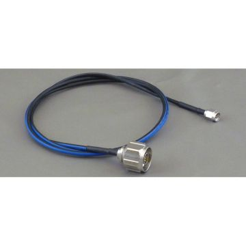 Beehive 114A Amplifier Cable, SMA to N-Type Cable