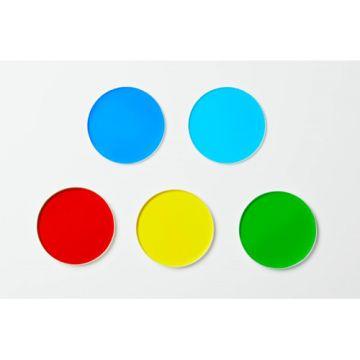 SCHOTT Insert Filter - Green - 258 304