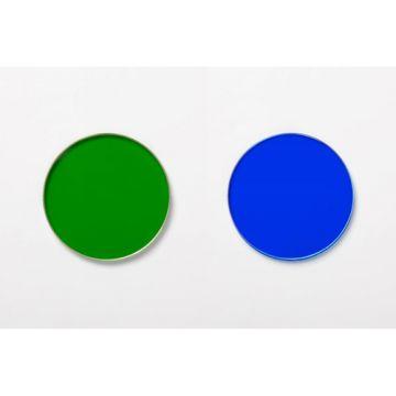 SCHOTT Insert Filter - Blue - 258 313