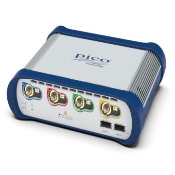 Pico Technology PicoScope 6404E, 6000E Series, 5GS/Sec, 500MHz, 8-Bit, 4-Channel Ultra-Deep-Memory Oscilloscope