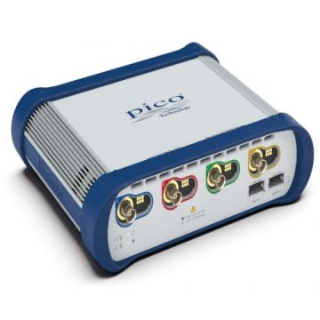Pico Technology PicoScope 6403E, 6000E Series, 5GS/Sec, 300MHz, 8-Bit, 4-Channel Ultra-Deep-Memory Oscilloscope