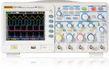 Rigol DS1104B 100MHz 2GSa/s 4-Channel Digital Oscilloscope
