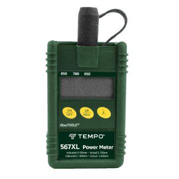 Greenlee 567XL Fibre Optic Power Meter
