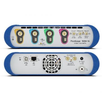 PicoScope 9404-16 12-Bit 16GHz, 4 Channel, SXRTO (Sampler EXtended Real Time Oscilloscope)