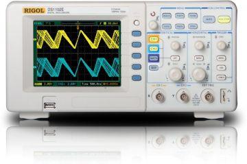 Rigol DS1102E 100MHz 1GSa/s 2-Channel Digital Oscilloscope