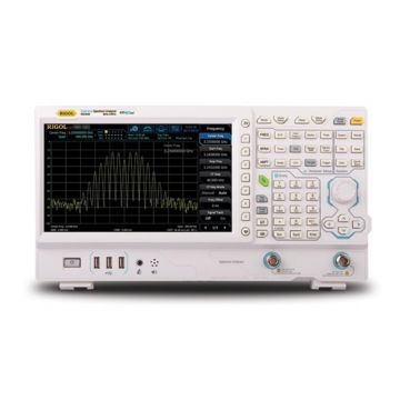 Rigol RSA3015N 9 KHz To 1.5 GHz Real-Time Spectrum Analyser with Tracking Generator and VNA Option (Default)