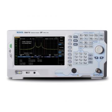 Rigol DSA705 100 kHz to 500MHz Spectrum Analyser
