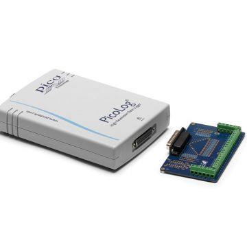 Pico Technology ADC-24 Data Acquisition Unit includes PP310 Terminal Board