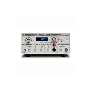 SRS CS580 Voltage Controlled Current Source, ±50 V, 100fA to 100mA