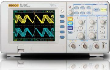 Rigol DS1052E 50MHz 1GSa/s 2-Channel Digital Oscilloscope